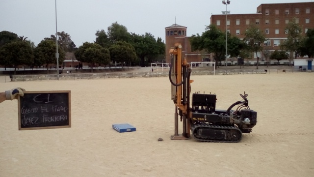Estudio Geotécnico Jerez Frontera