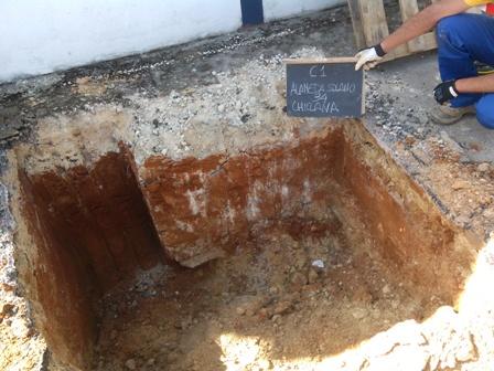 Sondeo Geotecnico Chiclana Frontera Cadiz